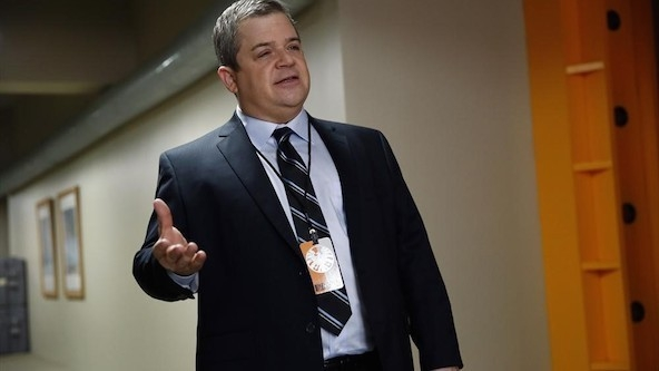 Agents of S.H.I.E.L.D.: Patton Oswalt nell'episodio Providence