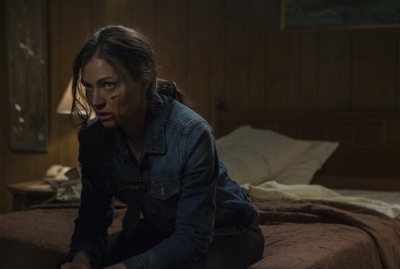 Banshee: Trieste Kelly Dunn nell'episodio The Thunder Man