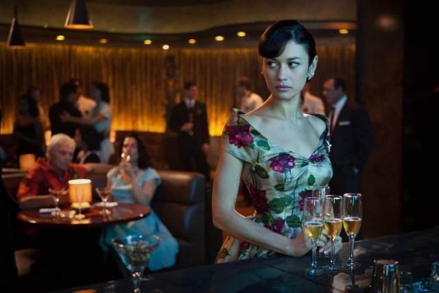 Magic City: Olga Kurylenko nell'episodio Crime and Punishment