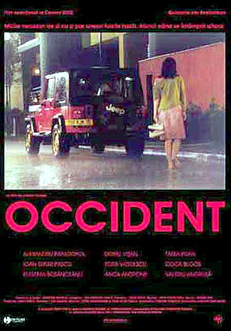 Occident: la locandina del film