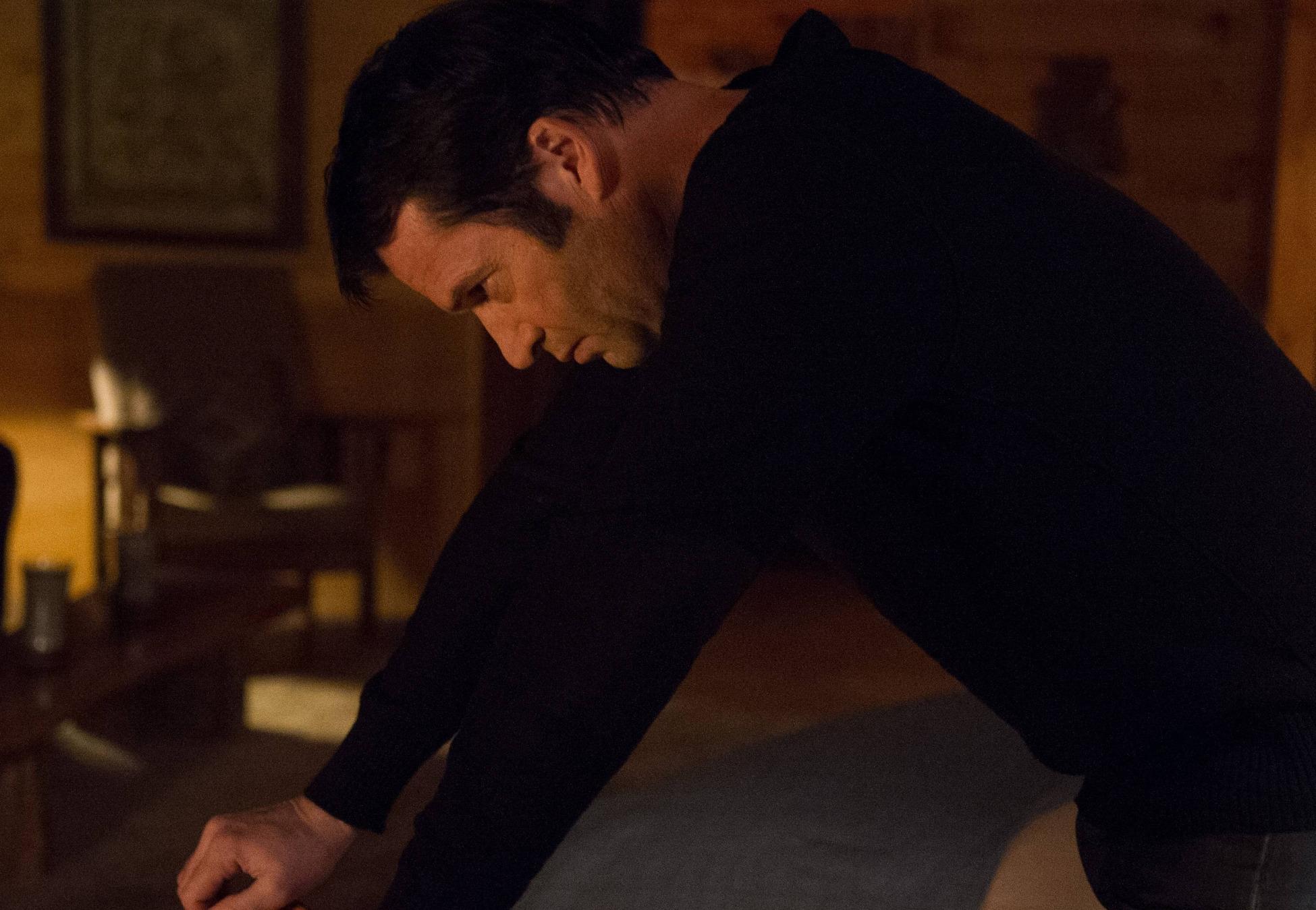 The Following: James Purefoy nell'episodio Betrayal
