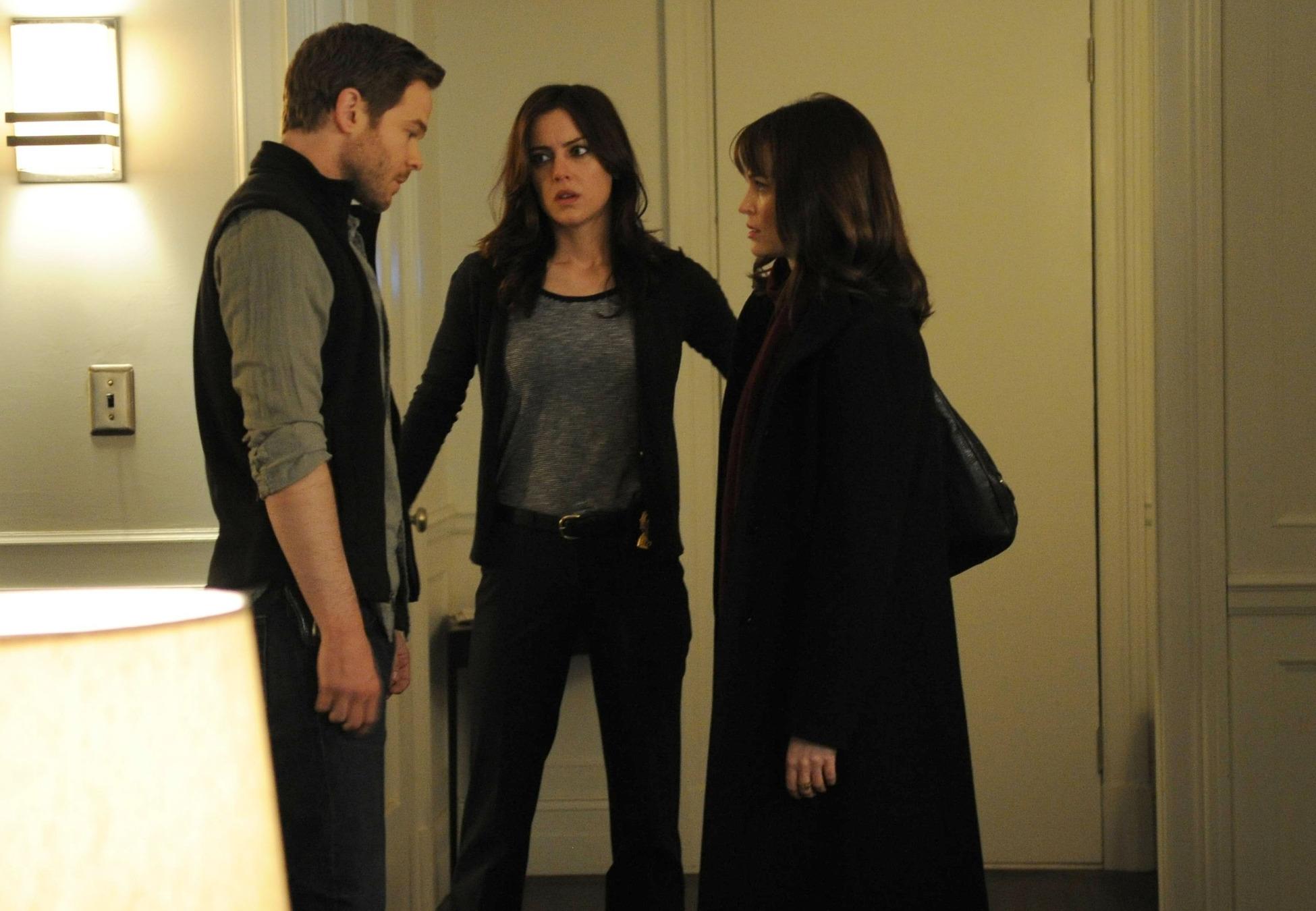 The Following: Shawn Ashmore in una sce dell'episodio Betrayal della seconda stagione