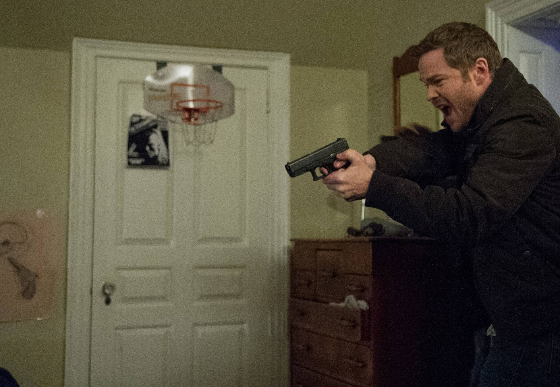 The Following: Shawn Ashmore nell'episodio Betrayal