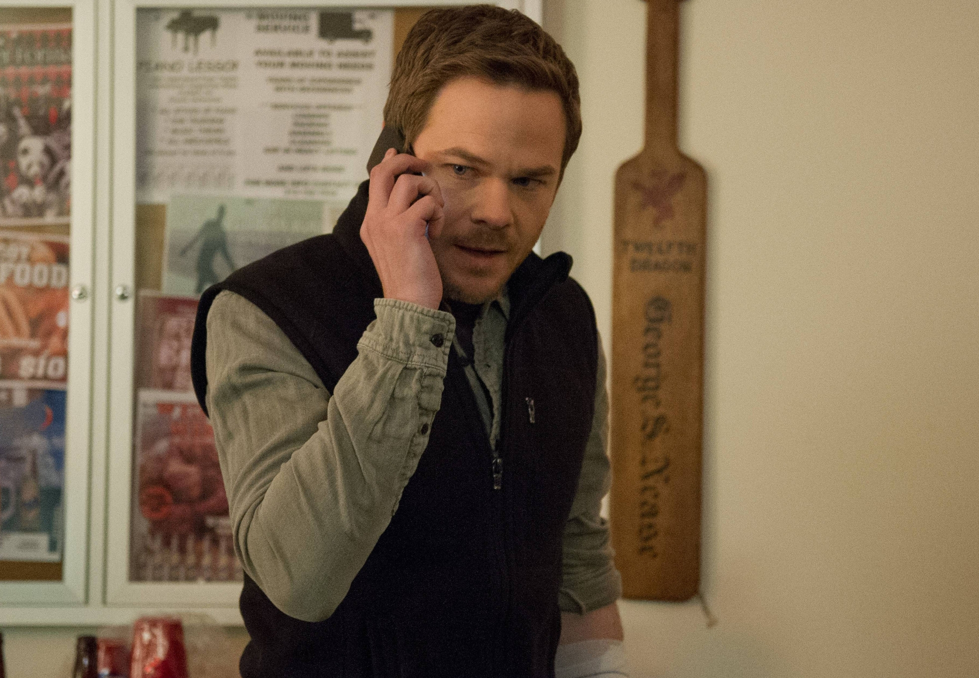 The Following: Shawn Ashmore nell'episodio Betrayal della seconda stagione