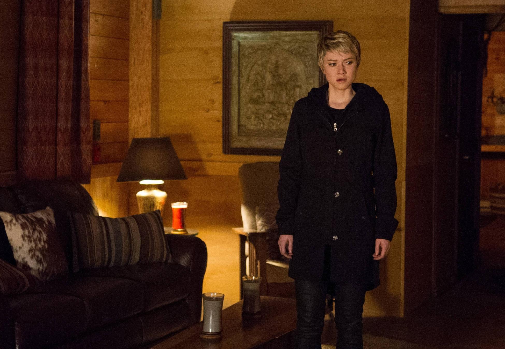 The Following: Valorie Curry nell'episodio Betrayal della seconda stagione