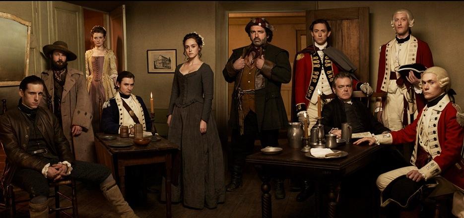 TURN: un'immagine promozionale di gruppo per il cast