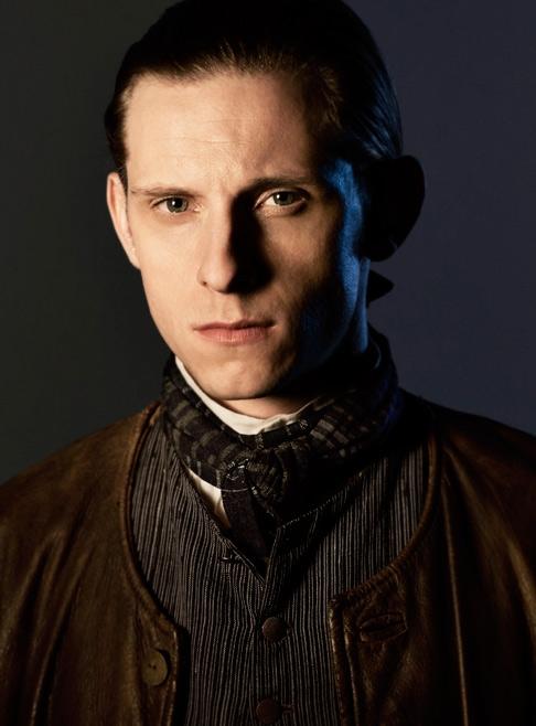 TURN: un'immagine promozionale per il personaggio di Jamie Bell