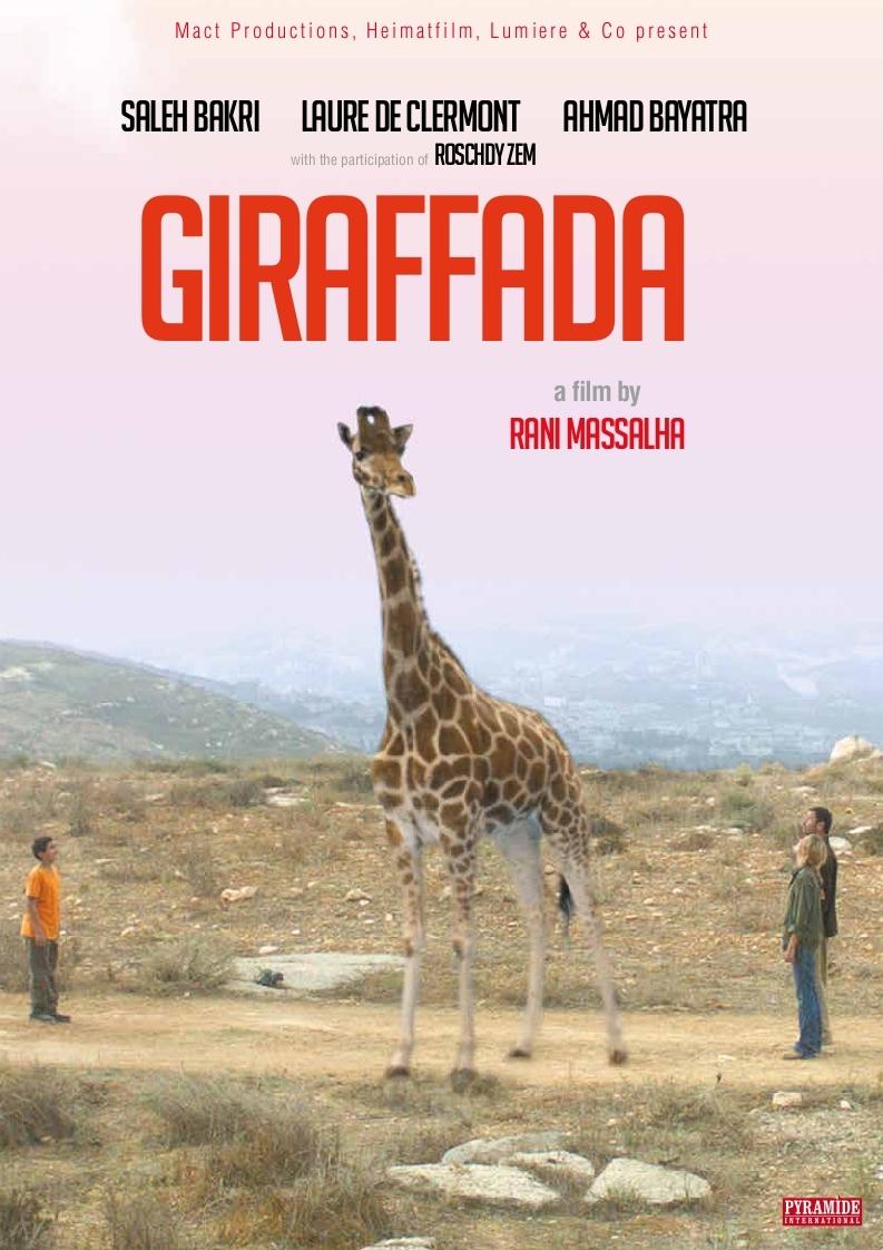 Giraffada: nuova locandina per il film