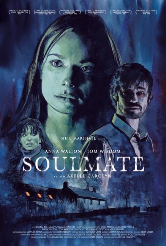 Soulmate: la locandina del film