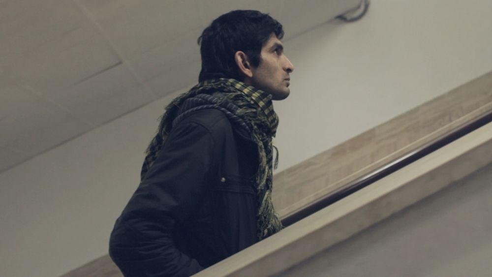 Terra di transito: un'immagine del documentario sull'immigrazione diretto da Paolo Martino