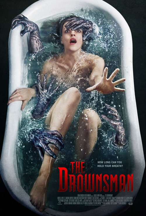The Drownsman: la locandina del film