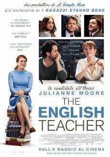 The English Teacher: la locandina italiana del film