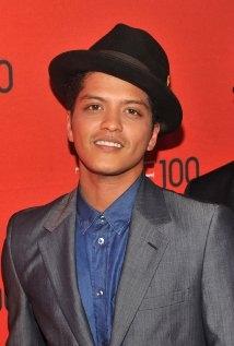 Una foto di Bruno Mars