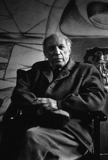 Una foto di Pablo Picasso