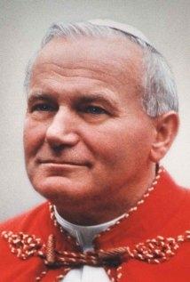 Una foto di Pope John Paul II