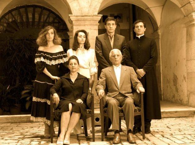 Controra: foto di famiglia tratta dal film