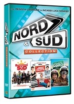 La copertina di Nord & Sud Collection (dvd)