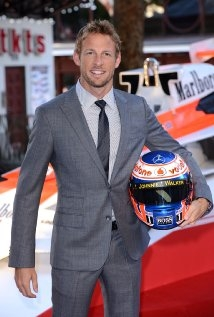 Una foto di Jenson Button