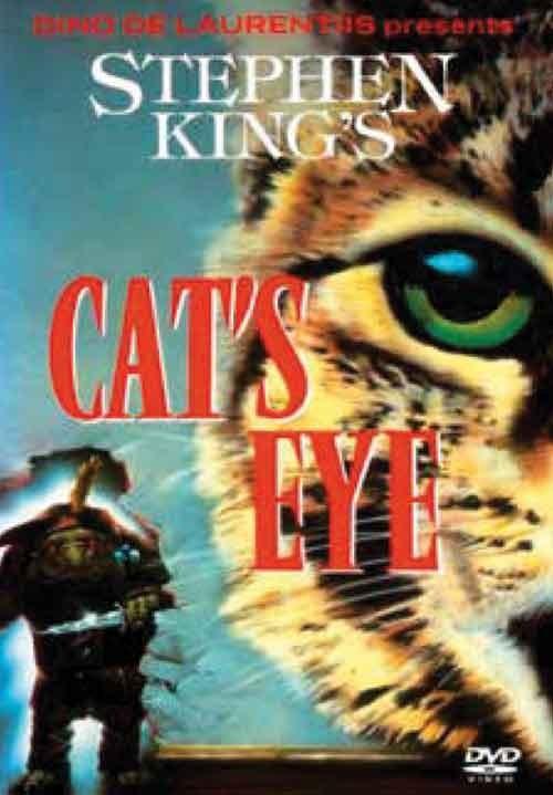 La copertina di L\'occhio del gatto (dvd)