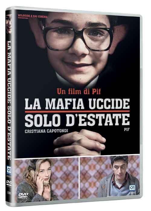 La copertina di La mafia uccide solo d\'estate (dvd)