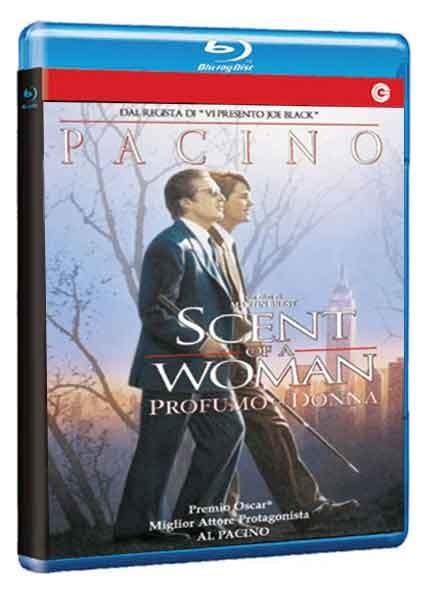 La copertina di Scent of a Woman - Profumo di donna (blu-ray)