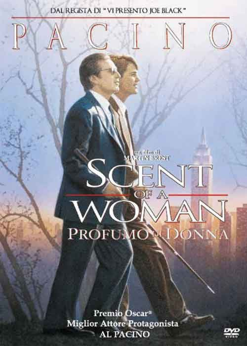 La copertina di Scent of a Woman - Profumo di donna (dvd)