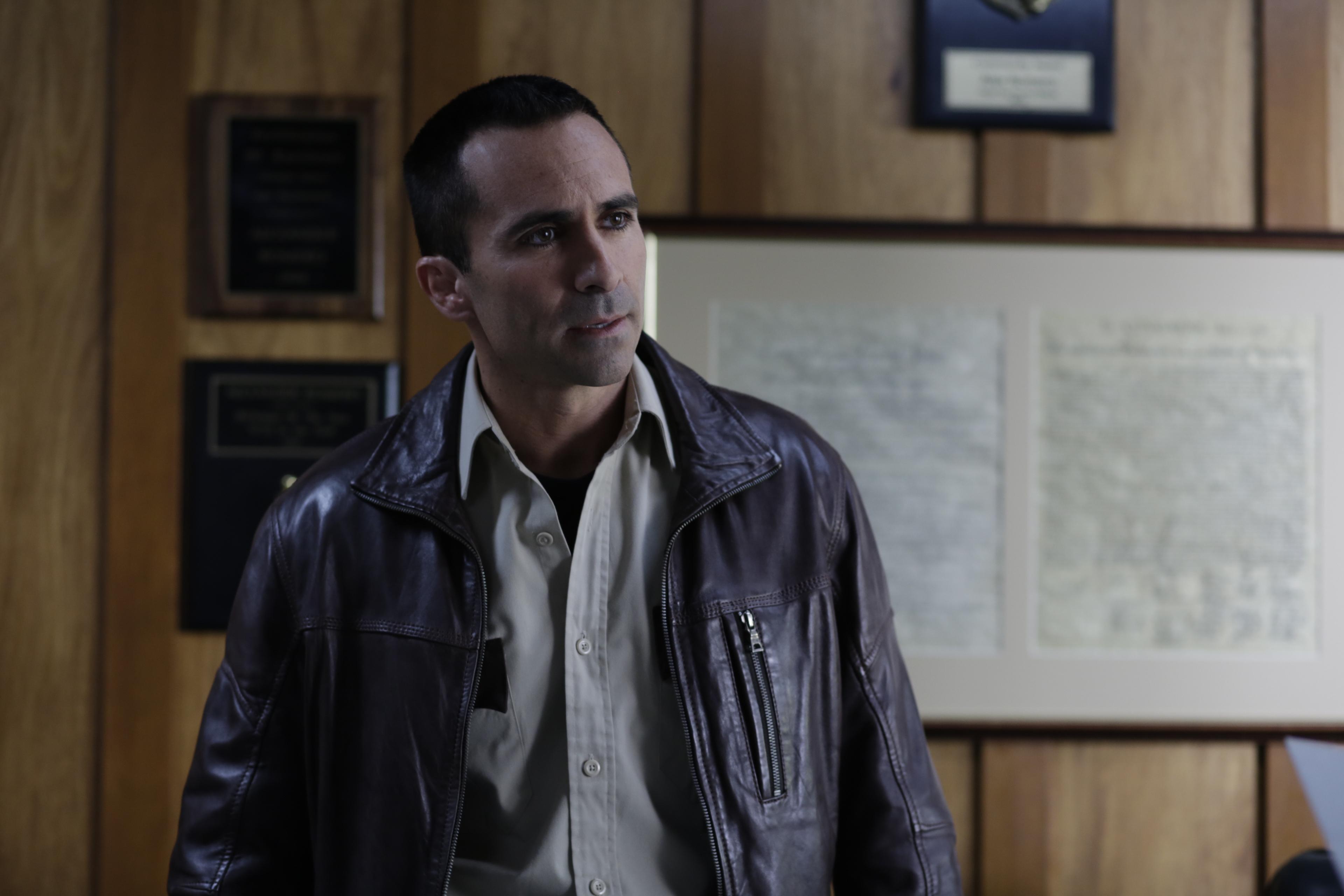 Bates Motel: Nestor Carbonell nell'episodio Presumed Innocent, seconda stagione