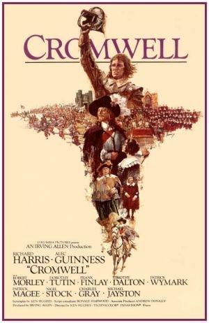 Cromwell (Nel suo pugno la forza di un popolo): la locandina del film