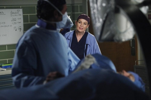Grey's Anatomy: Ellen Pompeo nell'episodio Go It Alone, decima stagione