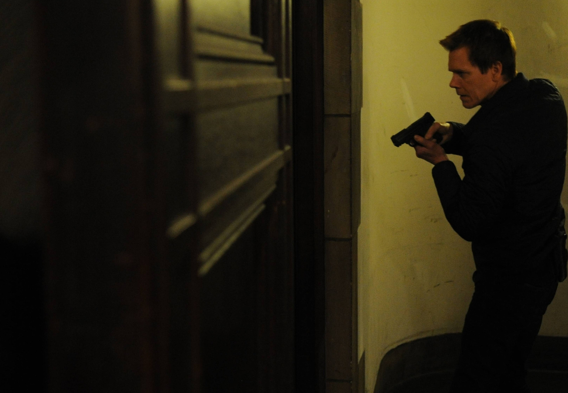 The Following: Kevin Bacon nell'episodio Silence, seconda stagione