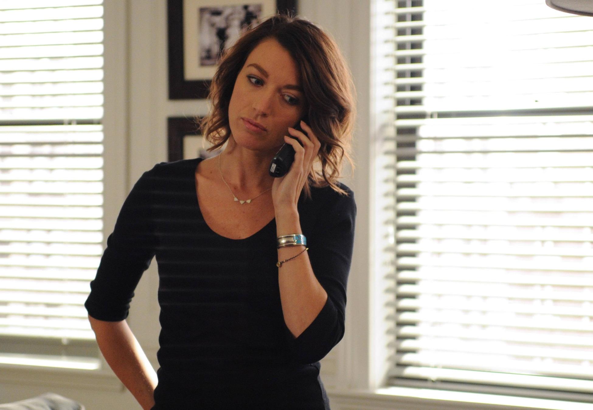 The Following: Nataline Zea in una scena dell'episodio The Reaping