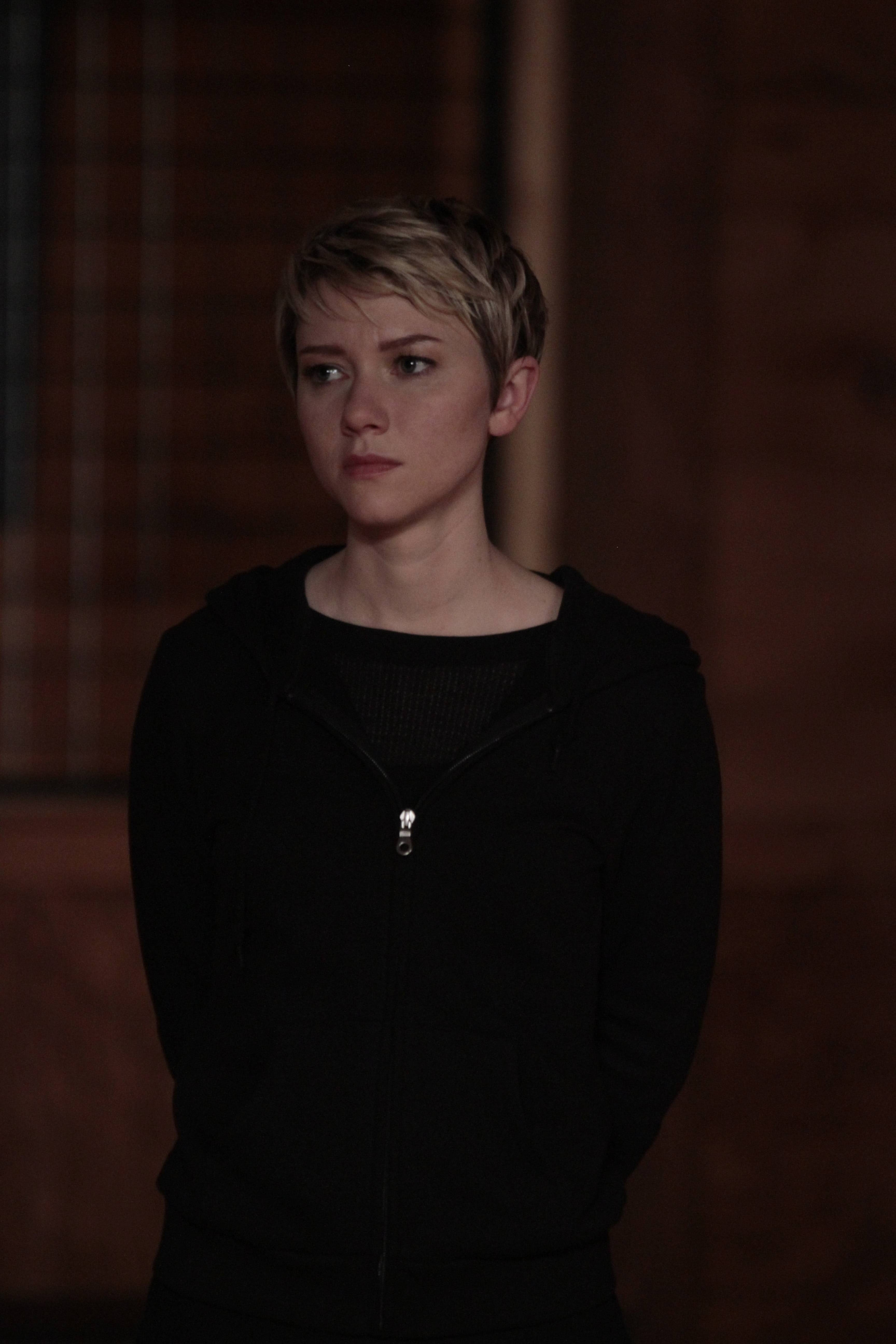 The Following: Valorie Curry in una scena dell'episodio The Reaping