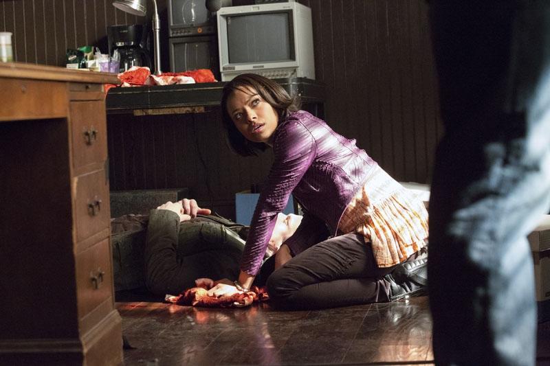 The Vampire Diaries: Kat Graham nell'episodio Resident Evil
