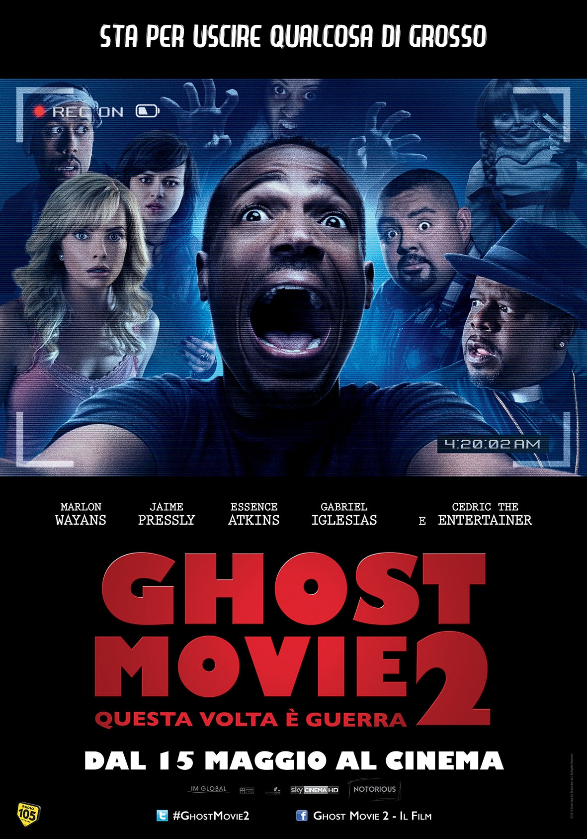 Ghost Movie 2: la locandina italiana