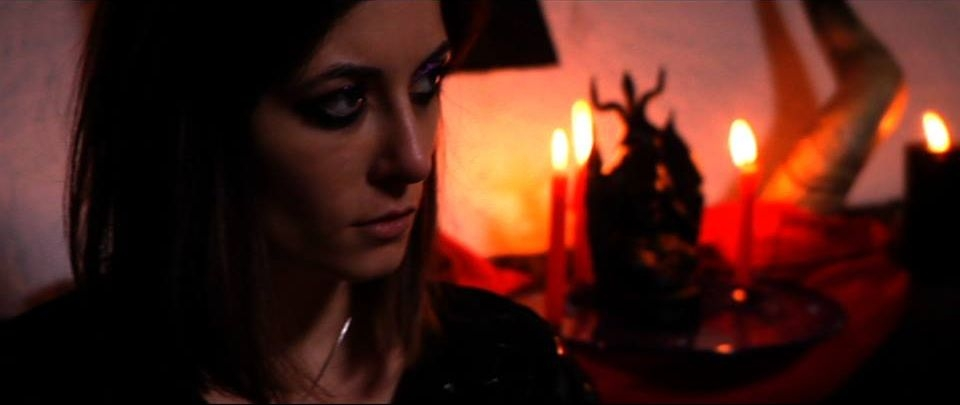 In Nomine Satan: Virginia Gherardin in una scena