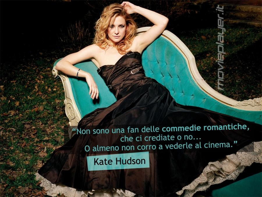 Kate Hudson - la nostra e-card con una frase dell'attrice