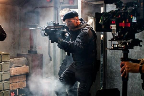 I mercenari 3 - The Expendables: Jason Statham in azione