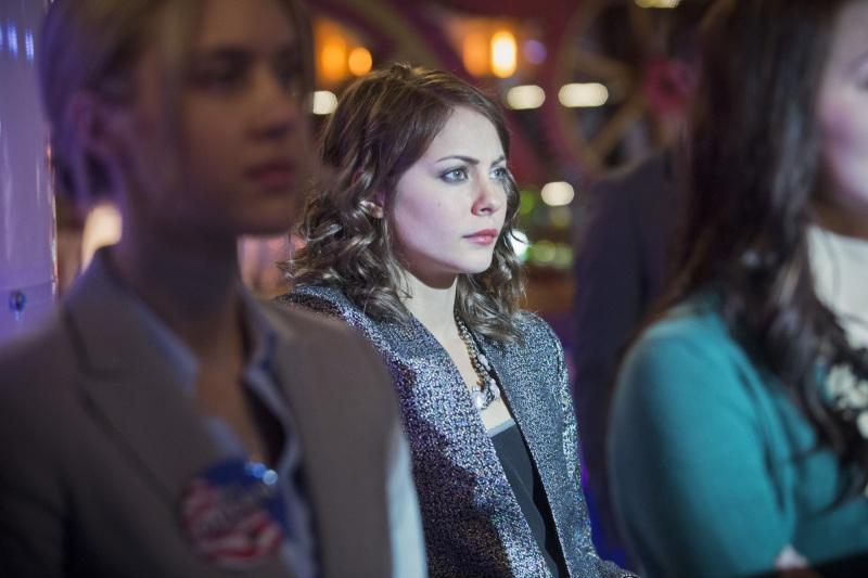 Arrow: Willa Holland nell'episodio Seeing Red, della seconda stagione