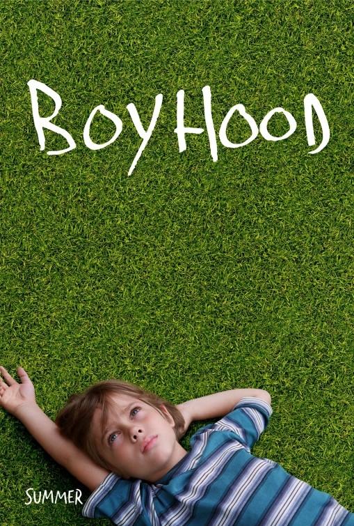 Boyhood: la locandina del film