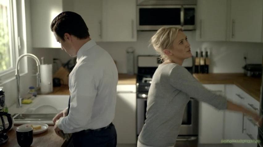 Chosen: Milo Ventimiglia in una scena dell'episodio The Box