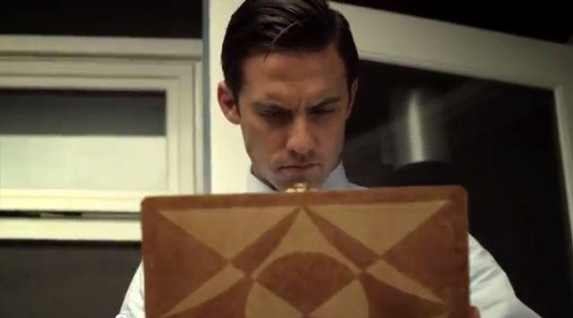 Chosen: Milo Ventimiglia in una scena della prima stagione della serie