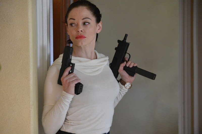 Chosen: Rose McGowan nella terza stagione della serie