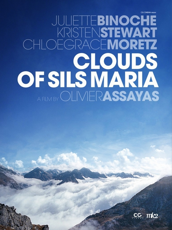 Clouds of Sils Maria: il poster