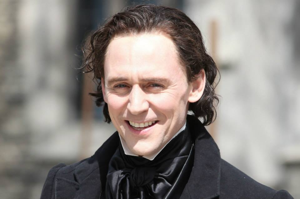 Crimson Peak: un primo piano di Tom Hiddleston