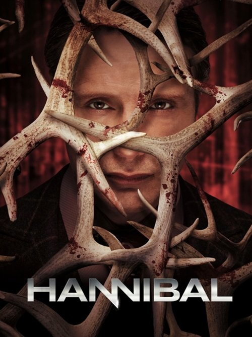 Hannibal: Mads Mikkelsen in un'immagine promozionale della seconda stagione della serie