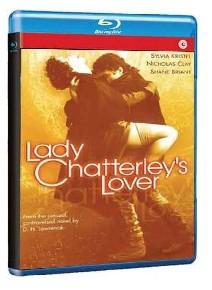 La copertina di L'amante di Lady Chatterley (blu-ray)