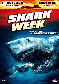 La copertina di Shark Week (dvd)