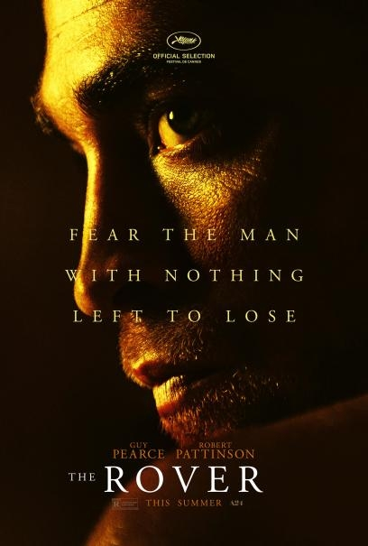 The Rover: il character poster di Robert Pattinson