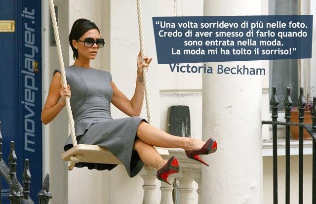 Victoria Beckham - la nostra e-card con una citazione di Posh Spice!