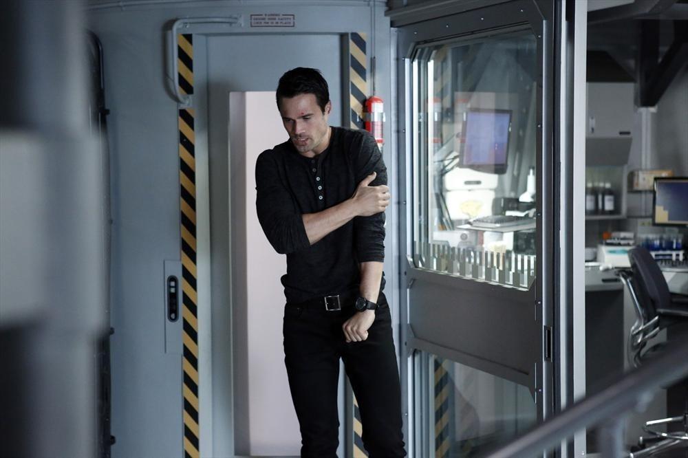 Agents of S.H.I.E.L.D.: Brett Dalton nell'episodio Nothing Personal, prima stagione